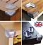 Enfant-Baby-Corner-Edge-Furniture-Protections-SOFT-garde-de-securite-Coussin-Protection miniature 1