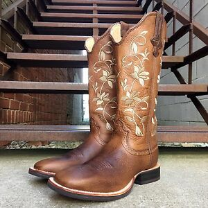 Twisted X Boots WRS0025 Ruffstock Cowboy Boot (Women's) UvE9AY