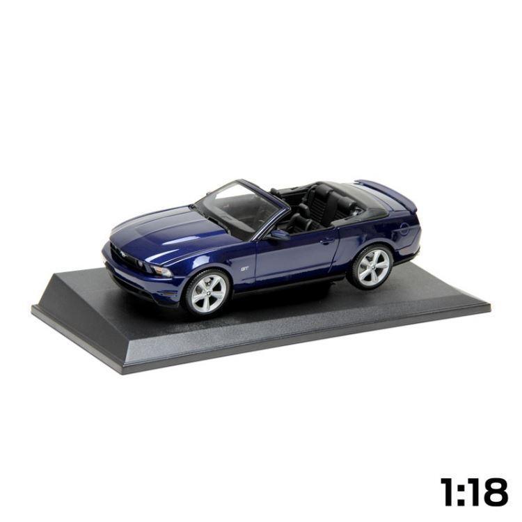 risparmia il 60% di sconto ORIGINALE Ford Mustang Mustang Mustang GT Cabrio 1 18 - 35030124  consegna gratuita e veloce disponibile
