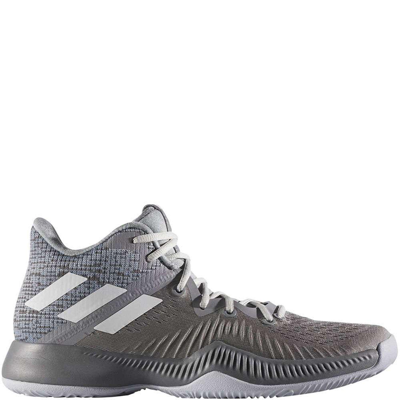 Bei adidas sauer auf basketball 8,5 - schuhe der größe 8,5 basketball - 14 grau, grau - weißen da9781 606978