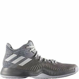654fa7344520 Mens Adidas Mad Bounce Basketball Shoes Size 8.5 - 14 Grey Gray ...