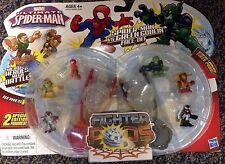 Spider-Man Marvel Ultimate Fighter Pods Series 1: Spider-Man vs. Green Goblin Fa