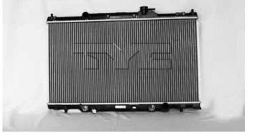 TYC 2443 Radiator Assy for Honda CR-V 2.4L L4 Auto Trans 2002-2006 Models