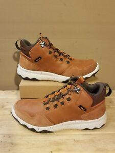 d97b82fb9aa1a TEVA Arrowood Lux Mid Cognac waterproof leather men s shoes size 9US ...