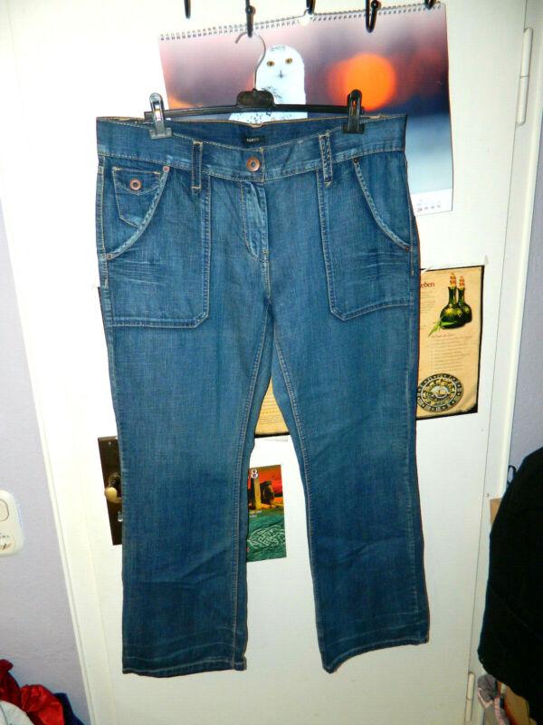 *h&m B.b* Modische Jeans-hose Gr 50-52 - Bequeme Xxl-mode - Hingucker !!! ZuverläSsige Leistung