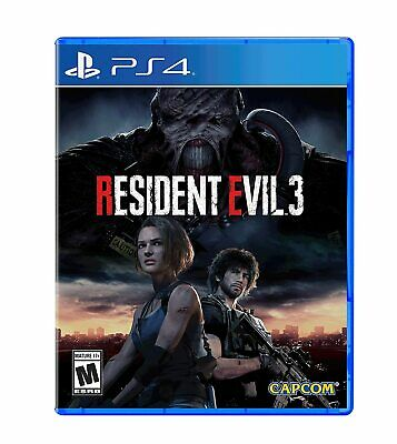 Resident Evil 3 Standard Edition - PlayStation 4