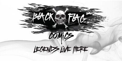 Black Flag Comics