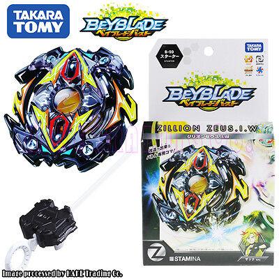 Takara Tomy Beyblade Burst B-59 Starter Zillion Zeus .I.W from Japan*