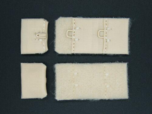 renouvellement élargissement crochets 1-reihig 6 soutien-gorge-fermetures