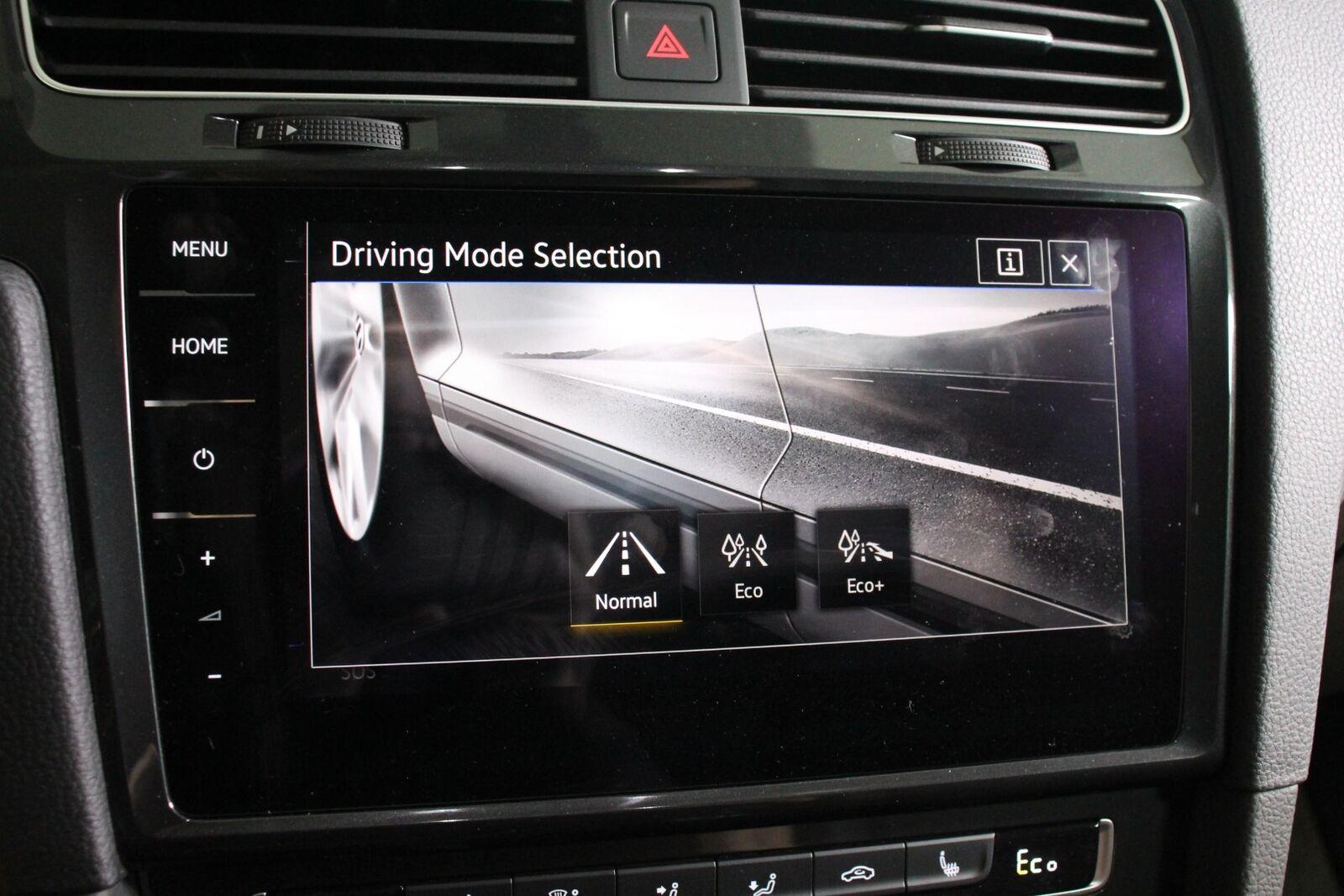 VW e-Golf VII 2020