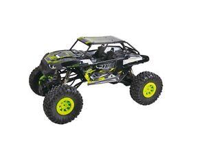 RC-Rock-Crawler-034-Climb-Nation-034-M-1-10-4WD-proportionales-Gas-41cm-gruen