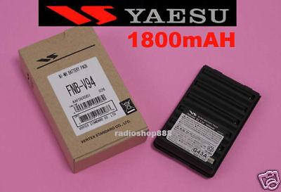 FNB-V94 Original Yaesu battery 1800Mah for FT-60 VX-150