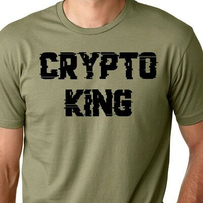 Bitcoin Limited Edition fitted soft Tshirt Tee Cypto currency Ethereum litecoin
