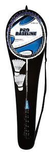 Pro Base 2 Joueur Badminton Set 2 raquettes et 2 volants Sac de transport  </span>