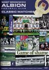 West Bromwich Albion Classic Matches 5035593200495 DVD Region 2