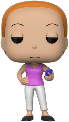 Rick & Morty S3 - Summer - Funko Pop! Animation (Toy New)