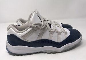 Nike Air Jordan XI 11 Snakeskin Blue