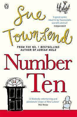 """AS NEW"" Townsend, Sue, Number Ten Book"