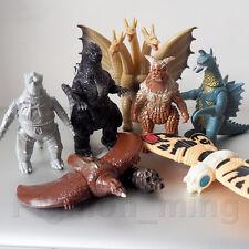 Bandai Figure Sets godzilla v. mothra Mechagodzilla Gigan Rodan King Ghidorah 92