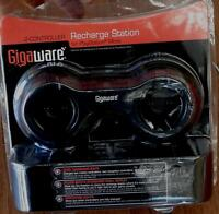 Gigaware 2-controller Recharge Docking Station For Playstation Move - Brand