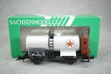 H0 Sachsenmodelle 18341 Elsässischer-Weinfass-Wagen