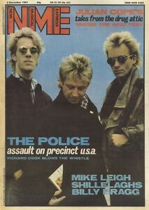 NME-NEWSPAPER-COVER-FOR-3-12-1983-THE-POLICE