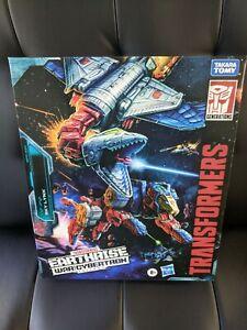 Transformers la guerre pour Cybertron Earthrise commandant skylynx