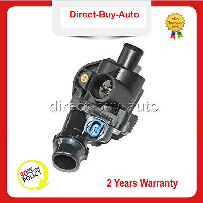 Thermostat Housing with Sensor Fits Audi A4 Quattro 1.8L 2002-2006 06B121111D