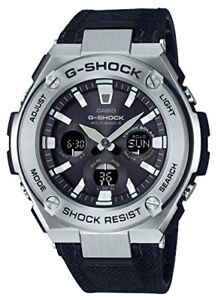 2018-NEW-CASIO-Watch-G-SHOCK-G-Steel-Radio-Solar-GST-W330C-1AJF-Men-039-s-from-japan