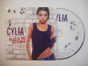 CYLIA-PLUS-DE-MAL-QUE-DE-BIEN-CD-SINGLE-PORT-GRATUIT