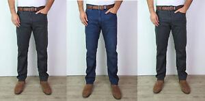 Mens-Ex-M-amp-S-Straight-Leg-Jeans-Regular-Leg-Denim-Jeans-All-Waists