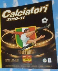 SET-CALCIO-PANINI-CALCIATORI-2010-11-2011-ALBUM-VUOTO-LOTTO-30-FIGURINE-STICKERS