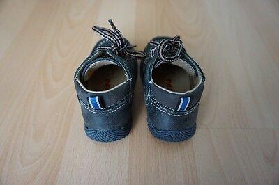 Naturino Baby Boots Schuhe Leder Gr.20 wie neu