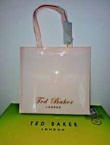 Nude Large Iconn Icon Plain Baker Bag Ted Pink wfqUSTxwO