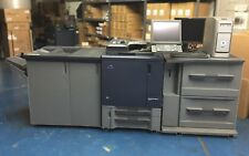 Konica Minolta Bizhub Press C1070 With Pf 602 Fs 532 With Ru 509 Amp Ic 308