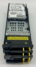 "5x HP 697388-001 702504-001 QR494A 450GB 10k 2.5/"" SAS DP 6Gbps HDD 3PAR HGST"