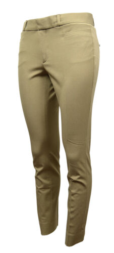 Banana Republic Women/'s Sloan Slim Size 6 Safari Khaki Ankle Pant 6338-3