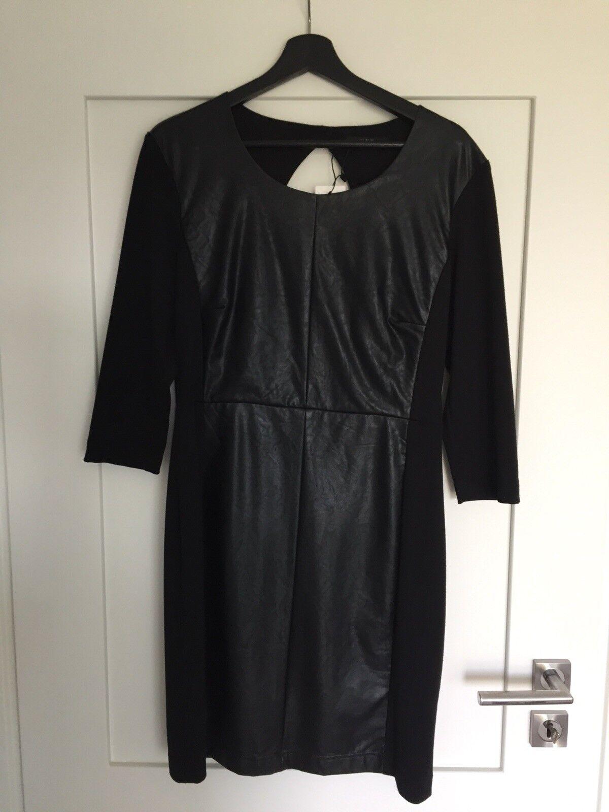 SET Kleid - Schwarz Größe 42
