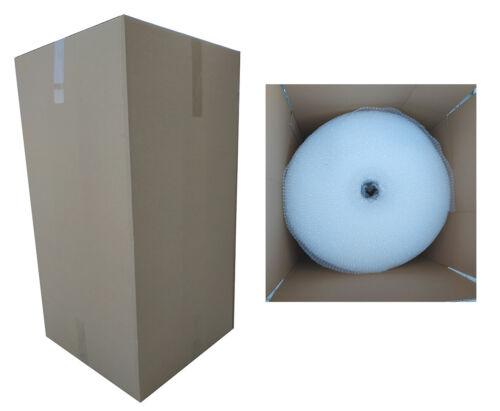 Luftpolsterfolie 100 cm x 100 m Blasenfolie Knallfolie Noppenfolie Verpackung