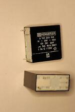 Relais Nr315  Hengstler H550-1134 24VDC 1Schließer 10A 250V