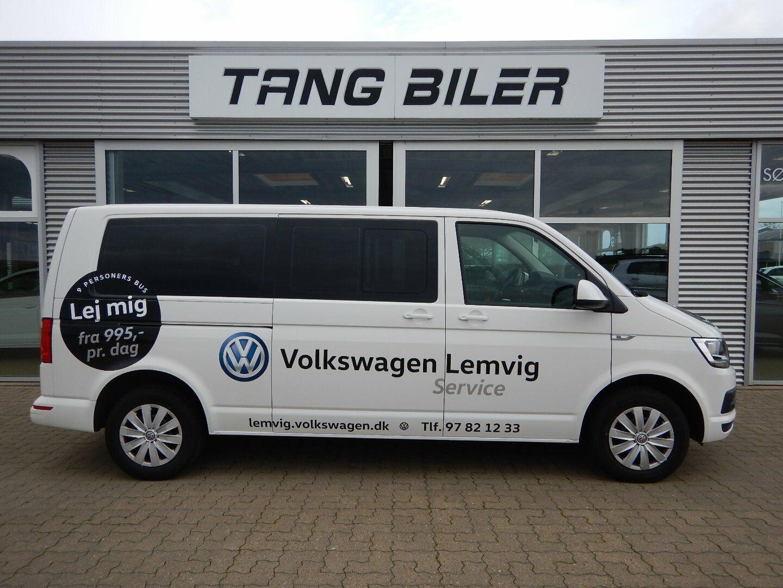 VW Caravelle 2,0 TDi 150 Comfortline DSG lang - 479.900 kr.