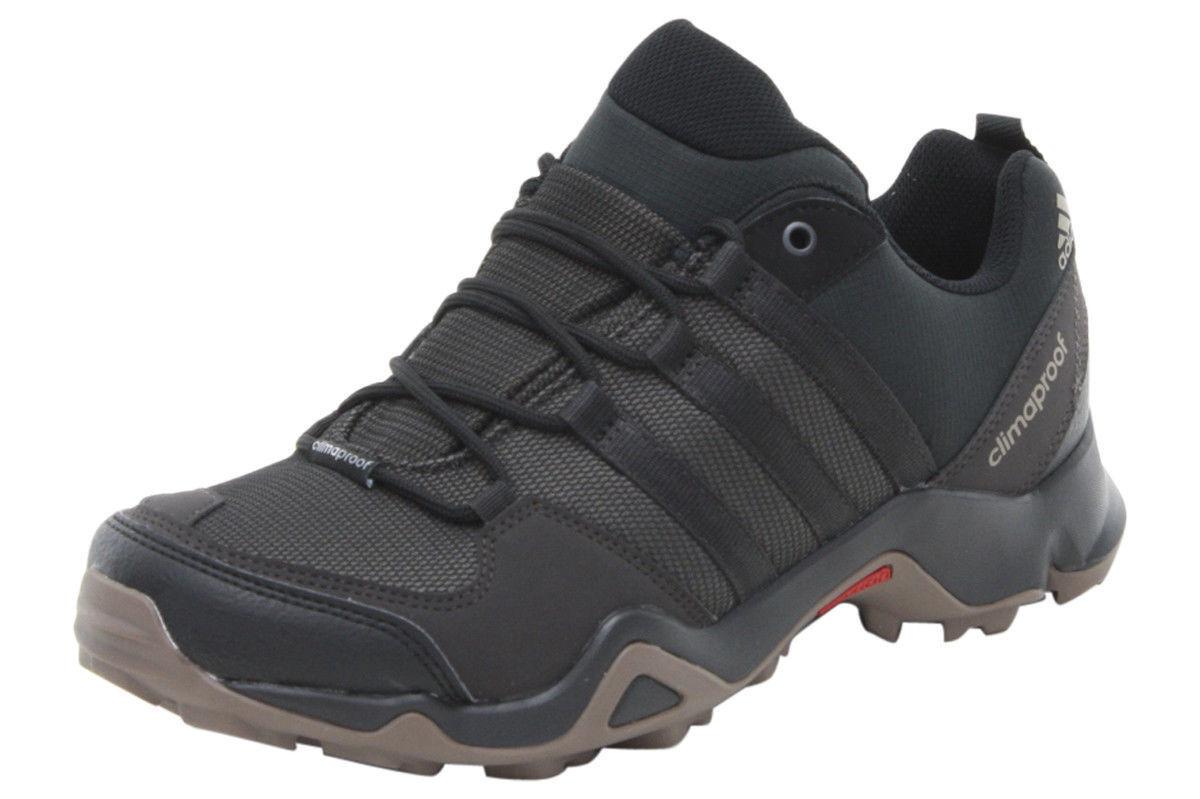 Adidas AX2 CP Men's Hiking Shoes Night Brown/Black/Grey Blend BB1682