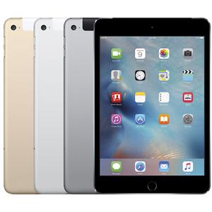 Apple iPad Mini 4 32GB Verizon Wireless 4G GSM Unlocked Wi-Fi + Cellular