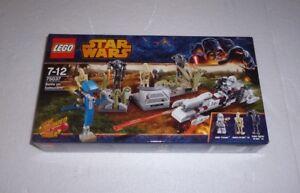 Lego Star Wars Bataille Sur Saleucami (75037) Neu / neuf, Ovp