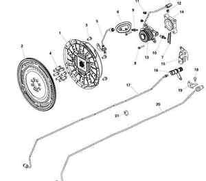 Aston Martin V8 Vantage Engine Clutch Kit 6 Speed Sportshift Transmission Ebay