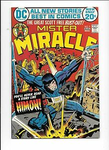 Mister-Miracle-9-August-1972-Darkseid-cameo-origin-Mr-Miracle