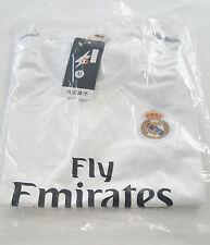 Real Madrid Ti Shirt fly emirates Sports F&C LFP with Logo L Women Teens