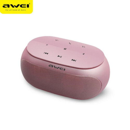 Awei Y200 Bluetooth Speaker Portable Wireless V3.0 Handsfree AUX Support TF Card