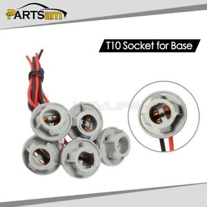 image is loading 5xt10-female-plug-wiring-harness-sockets-wire-for-