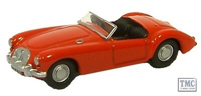 76MGA001 Oxford Diecast MGA Chariot Red 1/76 Scale OO Gauge